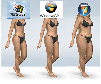 Windows Fat History