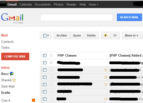gmail preview themes