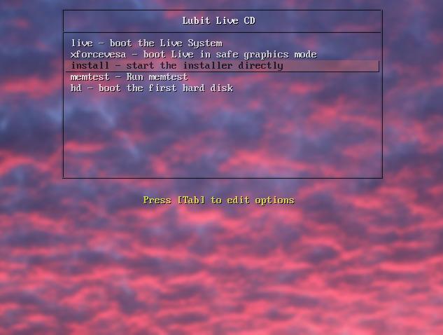 lubit4-installazione