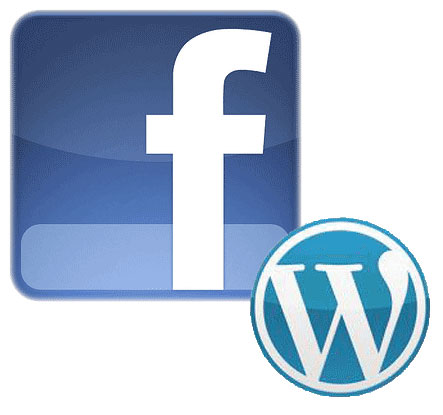 facebook e wordpress