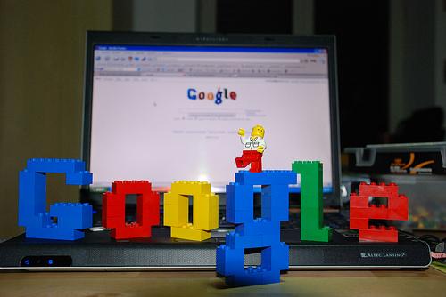 legoGoogle