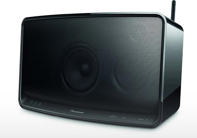 Pioneer-XW-SMA4-K,-Wireless-Sound-System